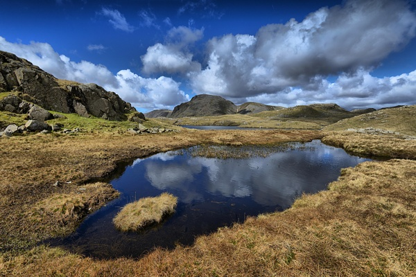 Sprinkling Tarn by shootersclough