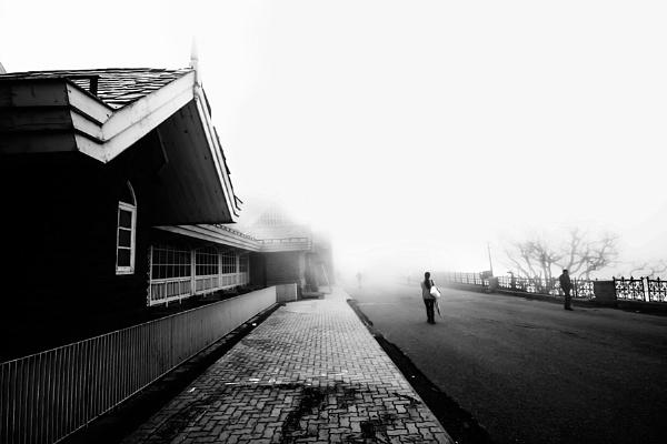 Foggy Morning by Dead_habits