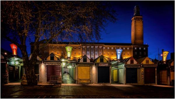 Norwich by night 2 by malleader