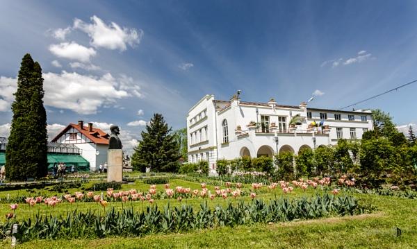 Botanical garden Cluj-Napoca by calinutz78