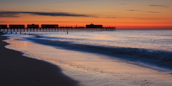Southwold Twilight by gvet