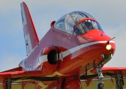 Red Arrow landing