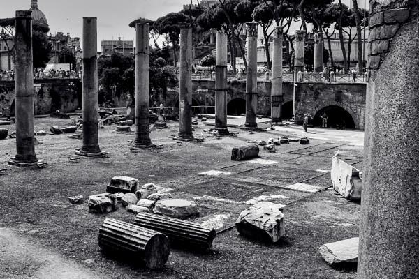 Rebuilding Rome by jimmymack
