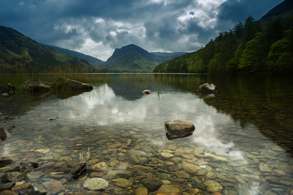 Buttermere by PETERMAYES