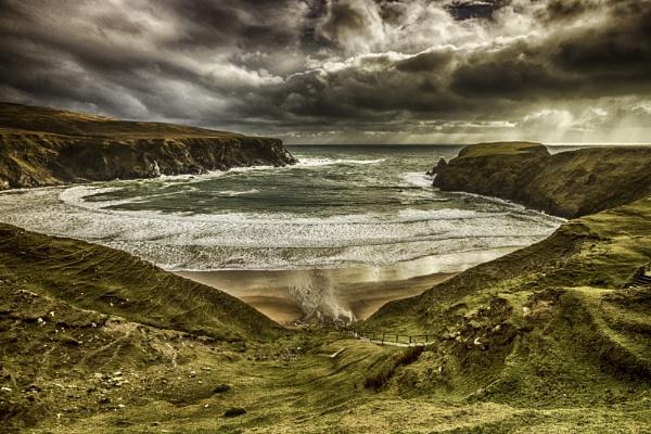 sliver strand by owenclarke