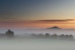 Glastonbury Dawn