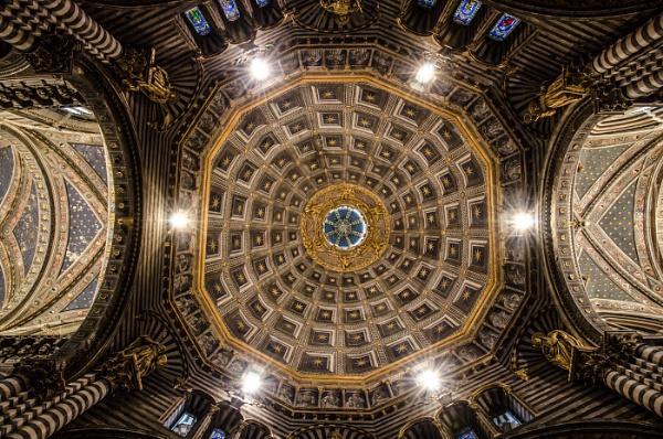 El Duomo, Siena by flowerpower59
