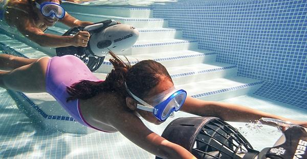 Aqua Fun! by revilo