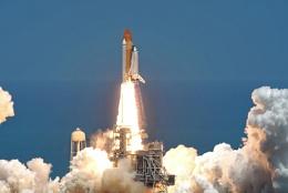 Space Shuttle Atlantis Last Flight - Lift Off