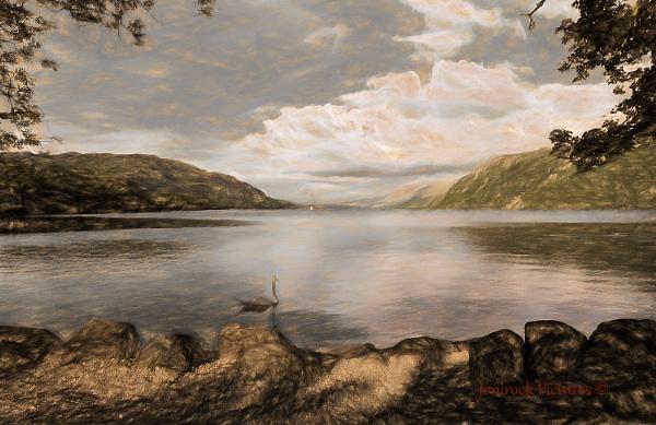 Ullswater by jonirock