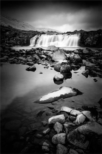 Aasleagh Falls, River Erriff, Ireland by PhilNewberry