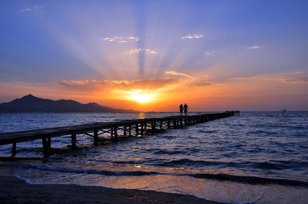 Majorcan Sunrise by wulsy