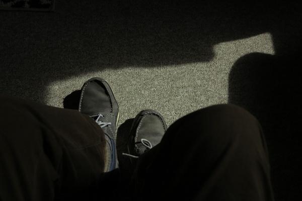 Resting Feet. by wrinkles
