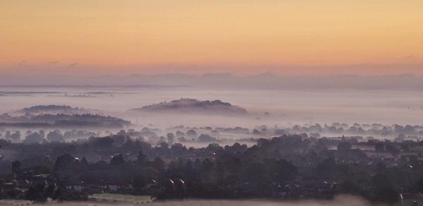 Islands in the mist by peterjay80