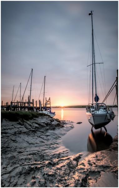 drifting sun by PaulMillar