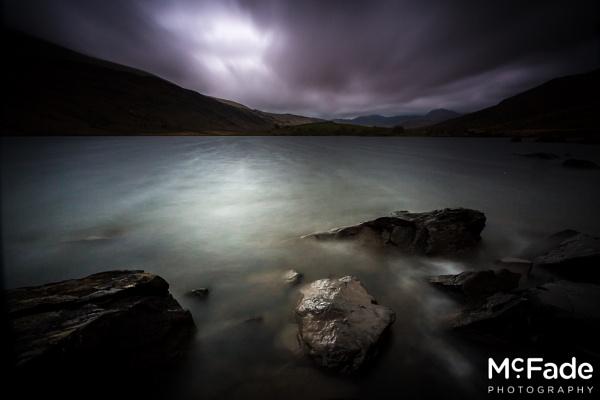 Hidden Snowdon by ade_mcfade