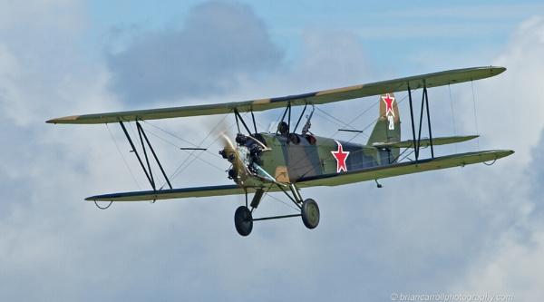 Russian Polikarpov Po2 by brian17302