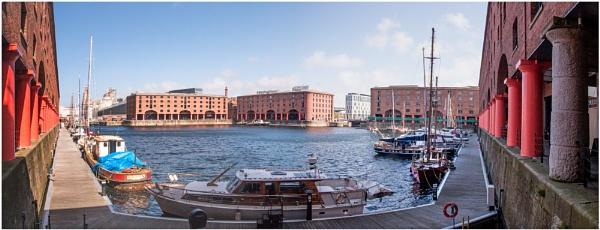 The Albert Dock Liverpool by capto