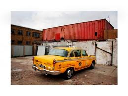Hackney Cab