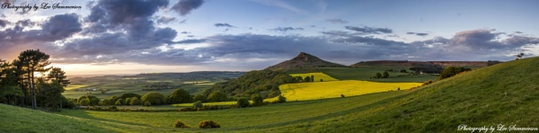 Roseberry Pano by leesummerson
