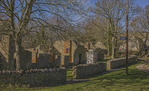 Tyneham Village by Tianshi_angie