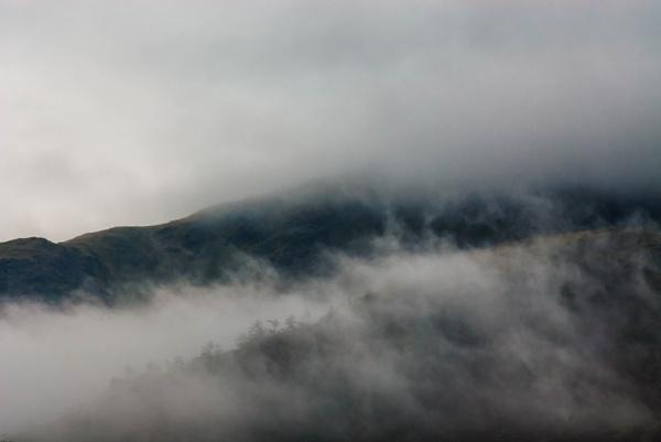 Mist and shadow by davidb