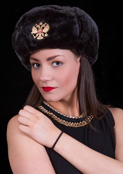 Lyndsey Black Russian by Grangeflyer
