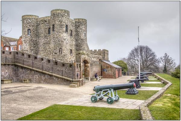 Rye Castle by TrevBatWCC