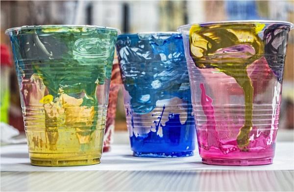 Painter\'s Cups by nonur