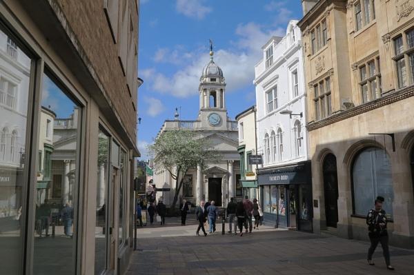 London Street Norwich. by wrinkles