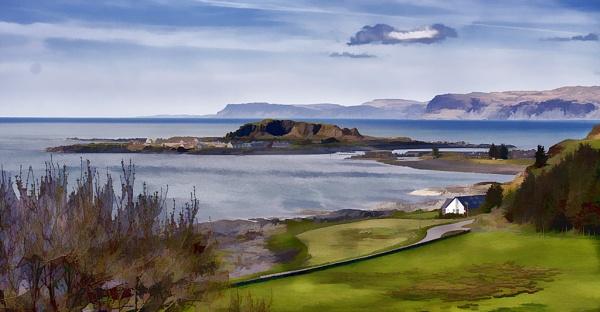 Easdale Island, Argyll by malburns