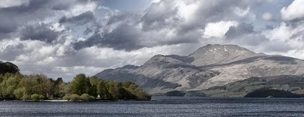 Loch Lomond by malburns
