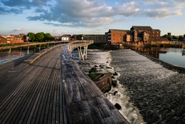 Over The Weir