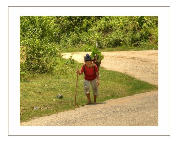 Mountain Village Man by sweetpea62