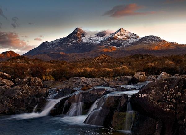 Golden Skye by bill33