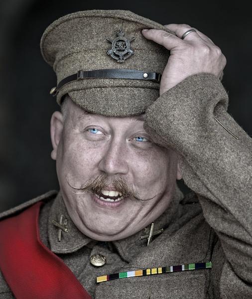 WW1 Soldier.
