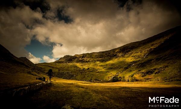 Welsh Slate Mine by ade_mcfade
