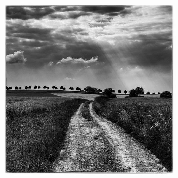 Sun rays, La Repe by Wilco54