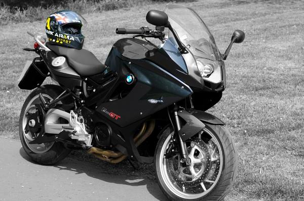 BMW F800 GT by ginz04