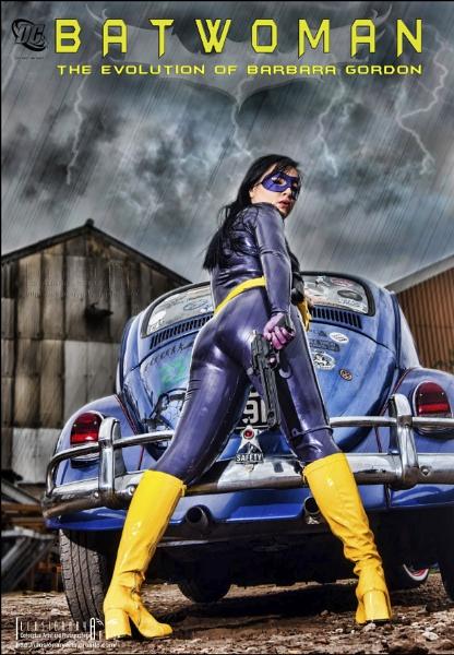 Batwoman: The evolution of Babara Gordon by KennyP