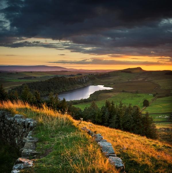 Crag Lough by Nigeve1