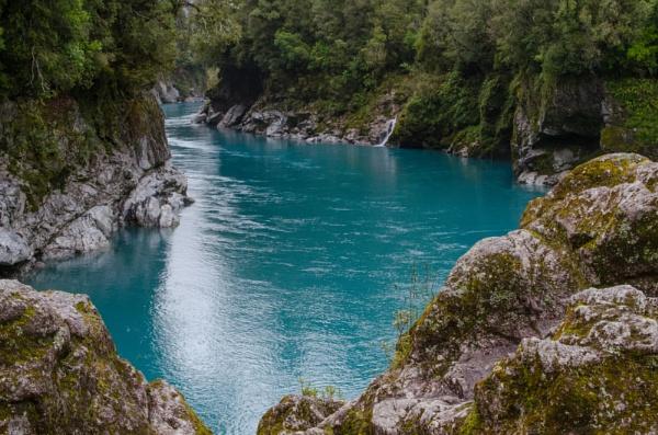 Hokitika Gorge by Rick51