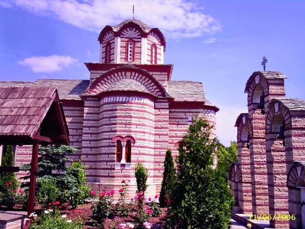 A Greek chapel by gss