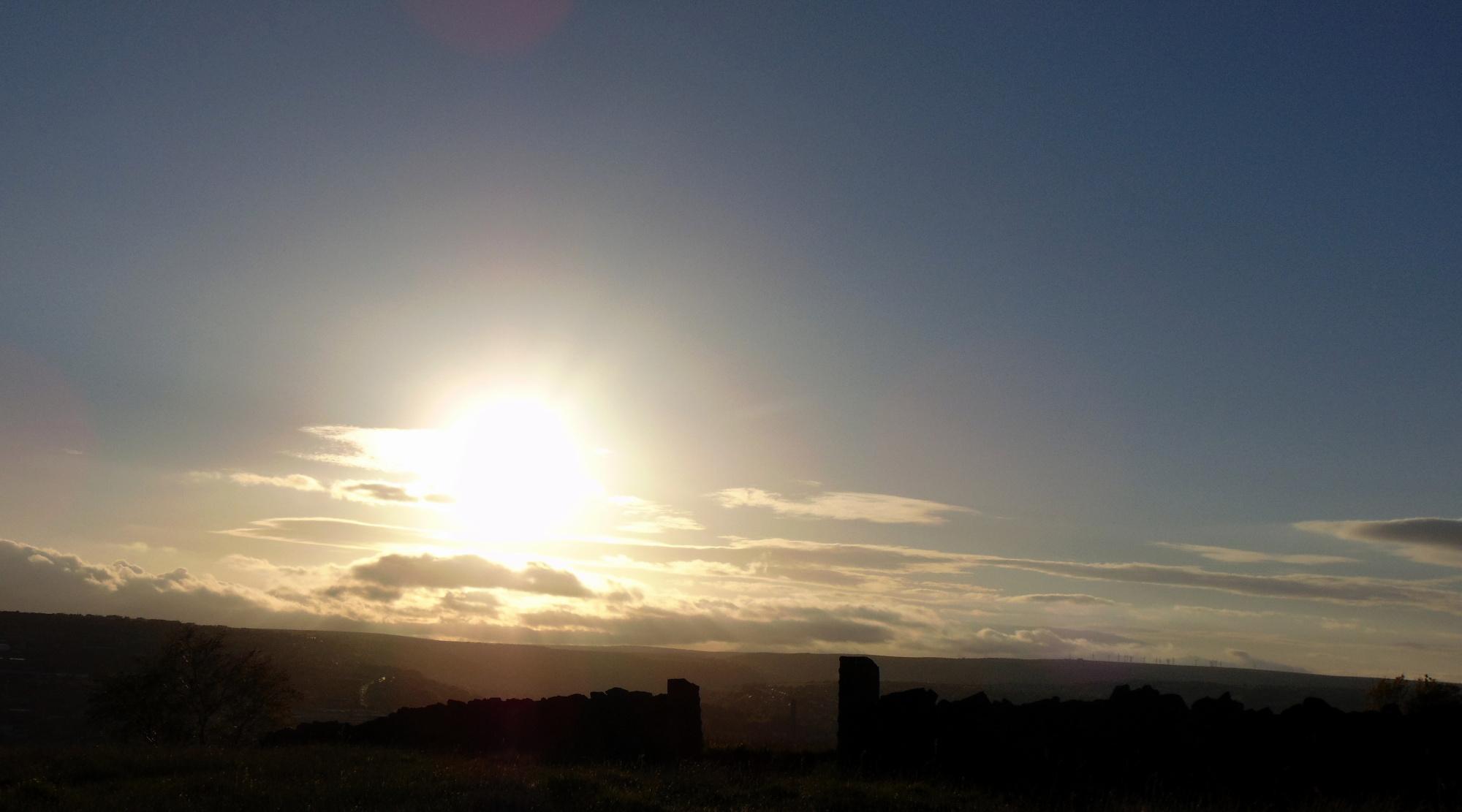 Yorkshire Sunset
