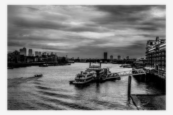 Shad Thames by JeffHubbardPhotography