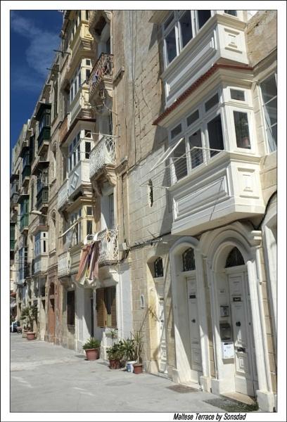 Maltese Terrace by sonsdad