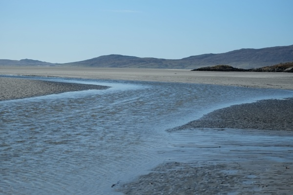 Harris Beach at low tide by yelnats