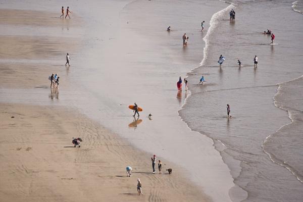 Lowery Beach by rontear