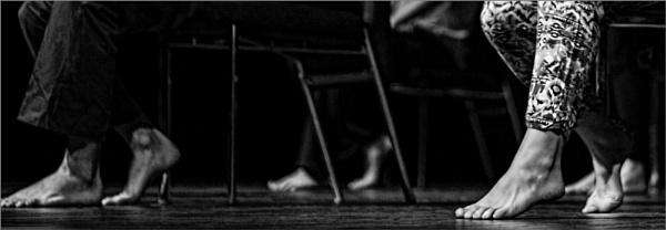 Dancers\' Feet by nonur