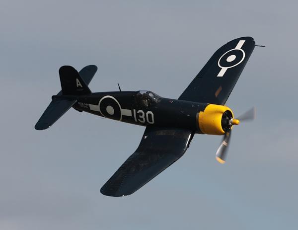 Chance Vought FG-1D Corsair by Ian-Jones